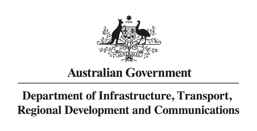 Australian Government Department of Infrastructure, Transport, Regional Development and Communications