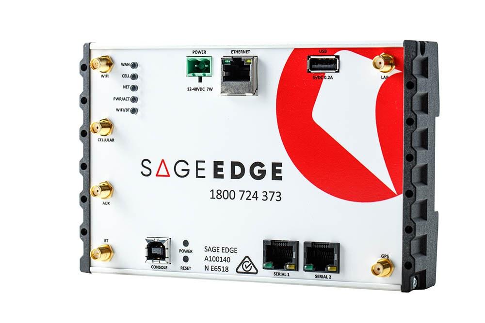 SAGE Edge