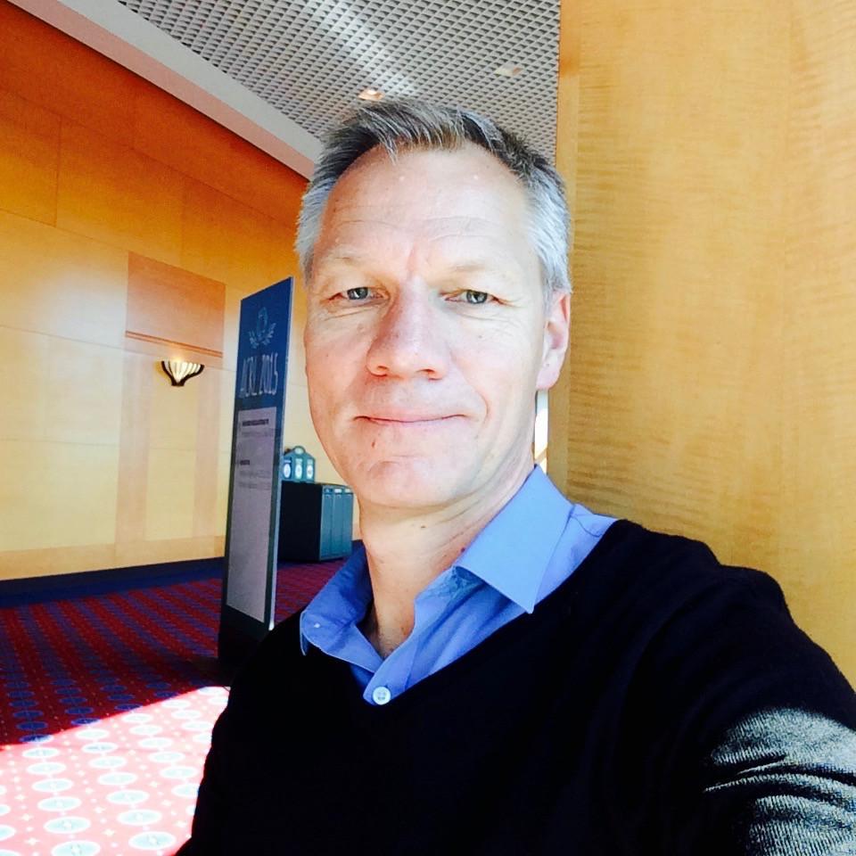 John Nuutinen, SkedGo CEO